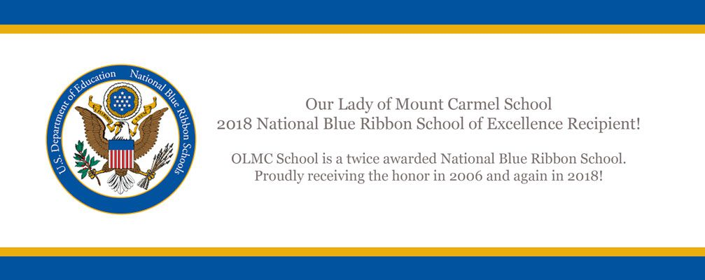 2018 Blue Ribbon School